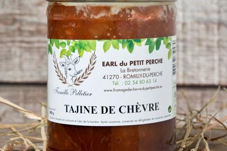 TAJINE DE CHEVRE 800 G