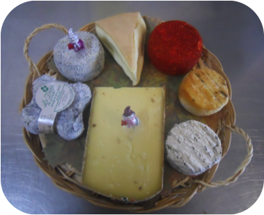 plateau de fromages 2